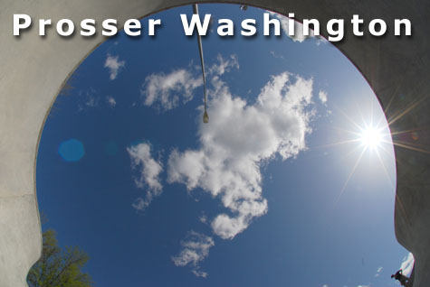 Prosser Bowl and Sky