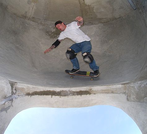 Dave Tobin - BS Carve over Capsule Doorway