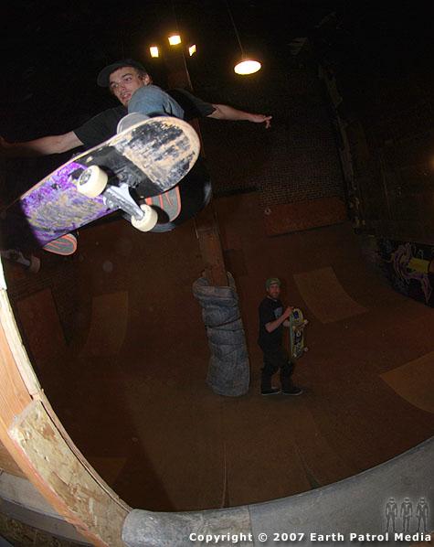 Grant FS Ollie Low to High @ Walla Walla