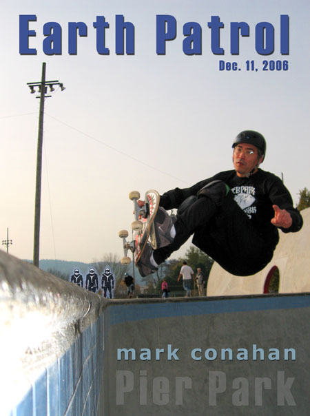 Mark Conahan - FS Air @ Pier