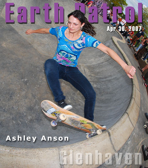 Monday Cover 23 - Ashley Anson @ Glenhaven