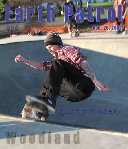 Justin Hindery - FS Grind @ Woodland