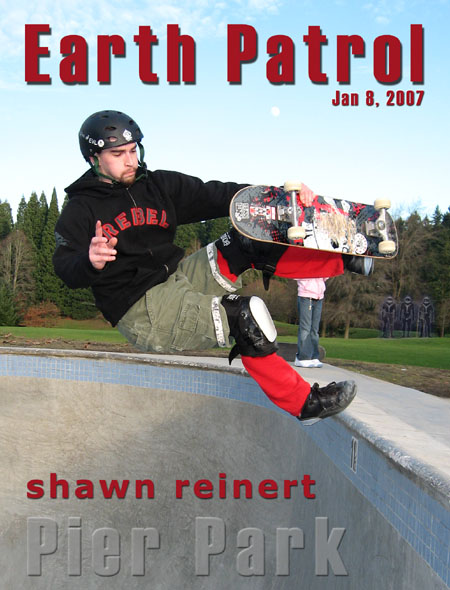 Shawn Reinert - Frigid Air @ Pier