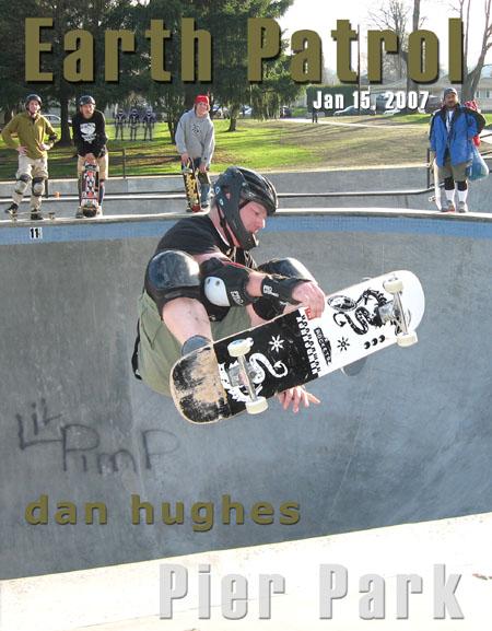 Dan Hughes - FS Air @ Pier