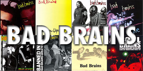 Bad Brains Banner