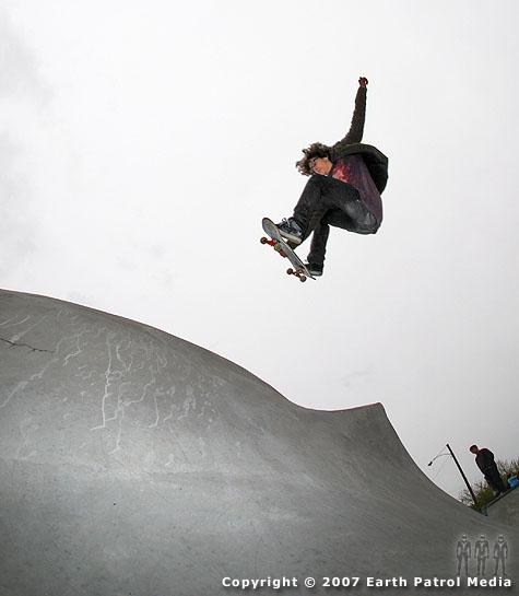 Danny - FS Air Capsule Back @ Irrigon