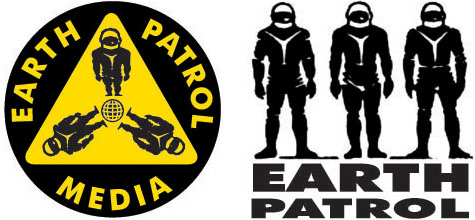 EPM Stickers: Radiation design(left), Pulp Fiction design(right)