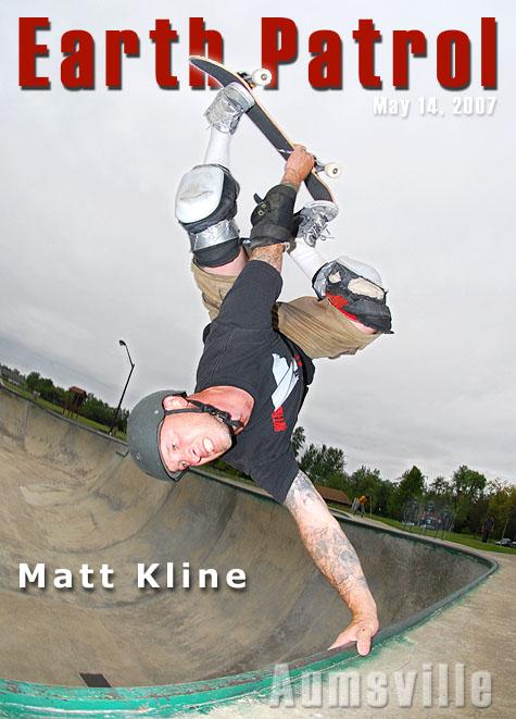 Matt Kline - Sad Plant @ Aumsville