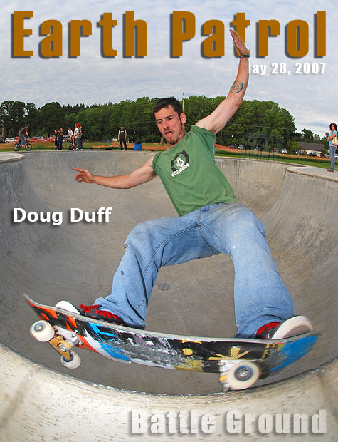 Monday Cover 27 - Doug Duff