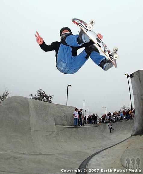 Shawn - FS Air off Extension @ Irrigon