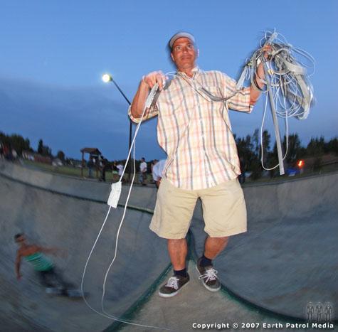 David - Timer Wiring Cleanup @ Aumsville