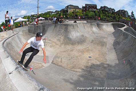 Lance - Cone 10 @ West Linn