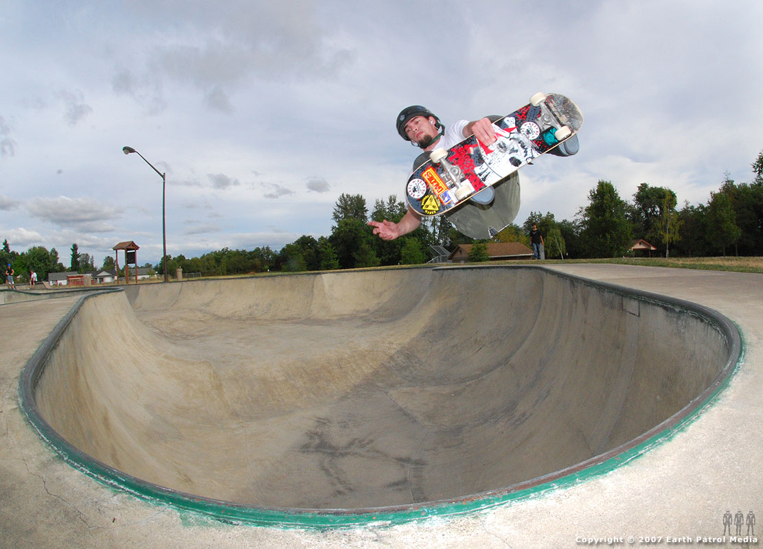 Shawn - FS Air in Pocket @ Aumsville