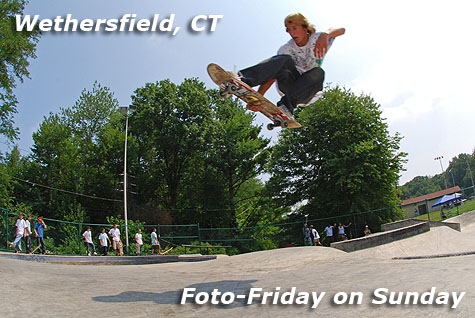 Wethersfield Skate Session