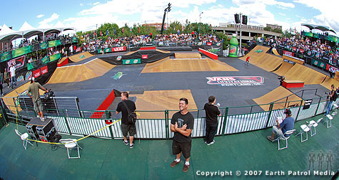 Grover - VIP Photographer Section @ Dew Tour