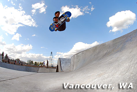 Sergie - Bowl Xfer @ Vancouver