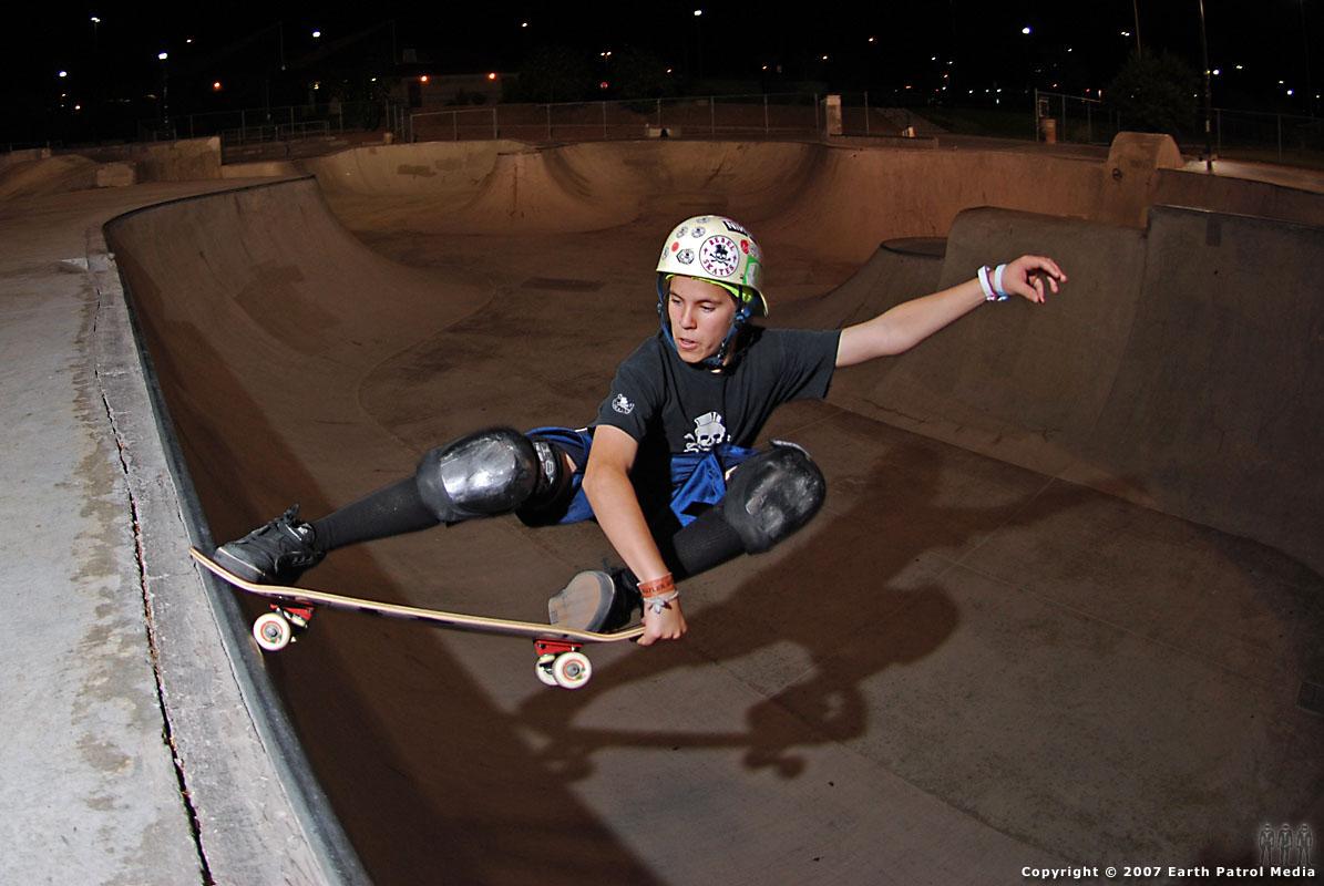 Aaron - Crail Slide @ Pro Park