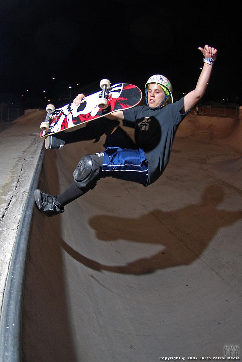 Aaron - FS Boneless @ Pro Park