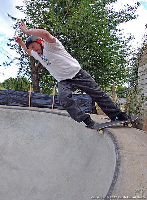 Colin - Rock-n-Roll @ Backyard Bowl