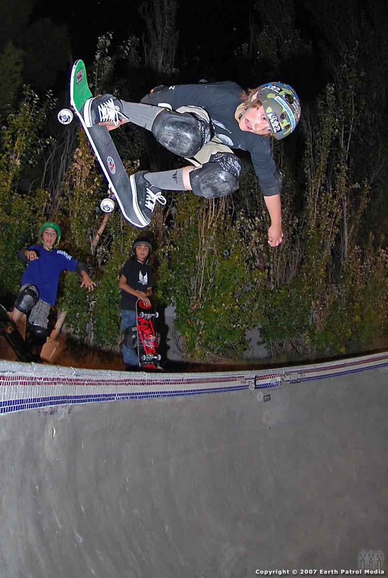 Jason - BS Air @ Wagon Wheel
