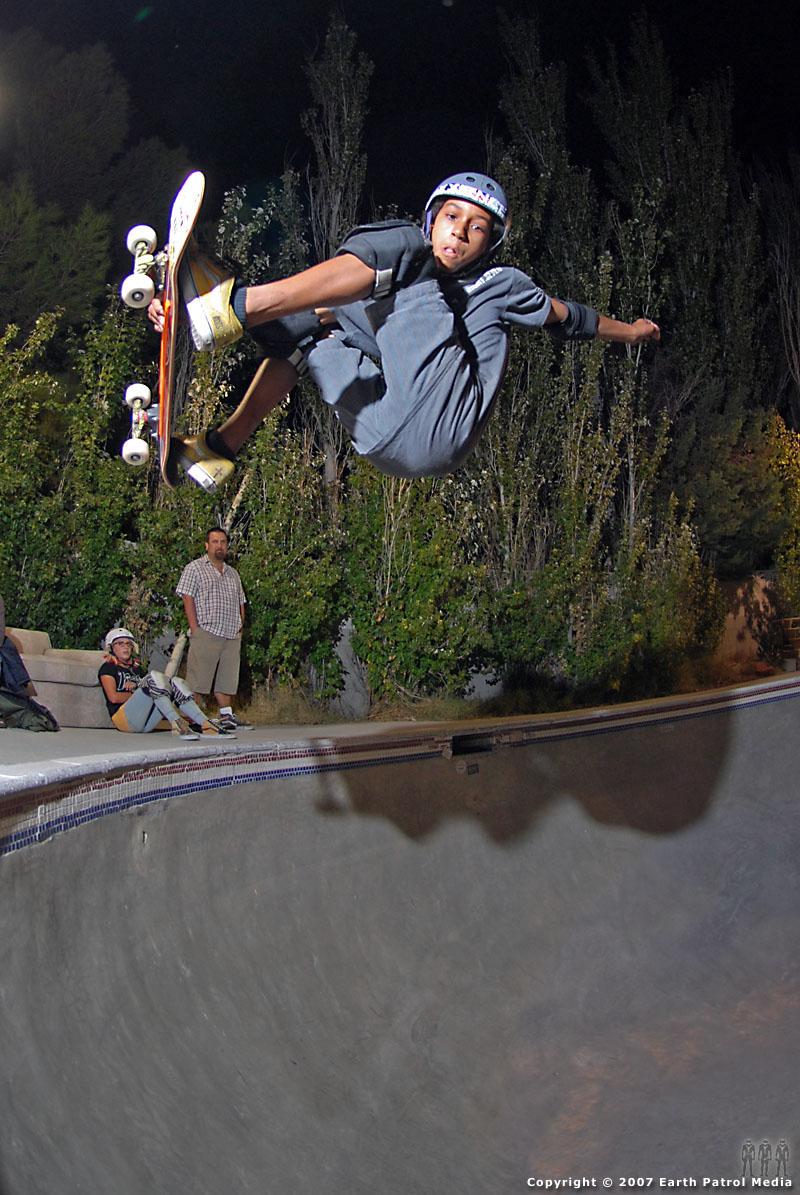 Kenny - FS Air @ Wagon Wheel