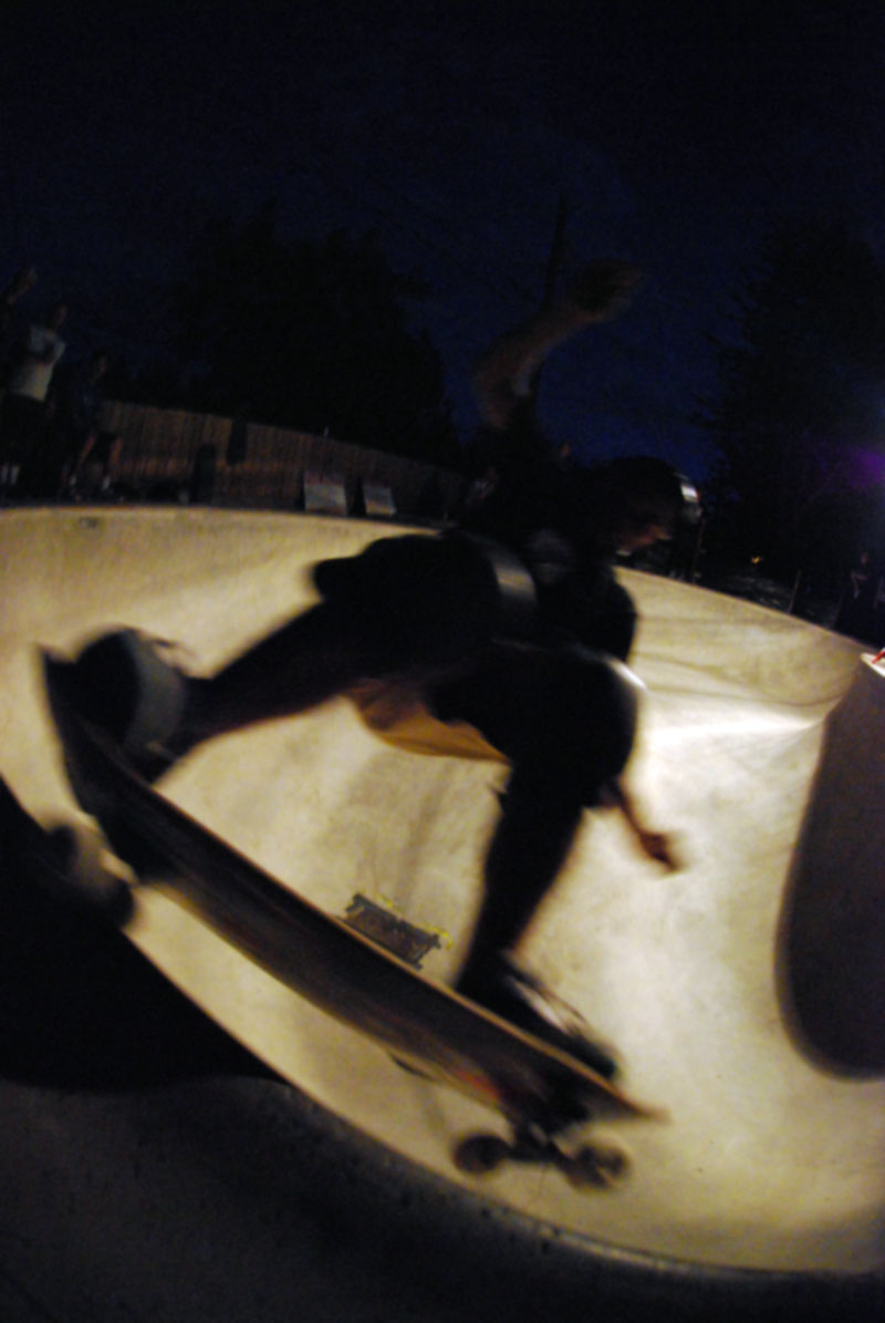 MC - FS Grind @ Glow Bowl