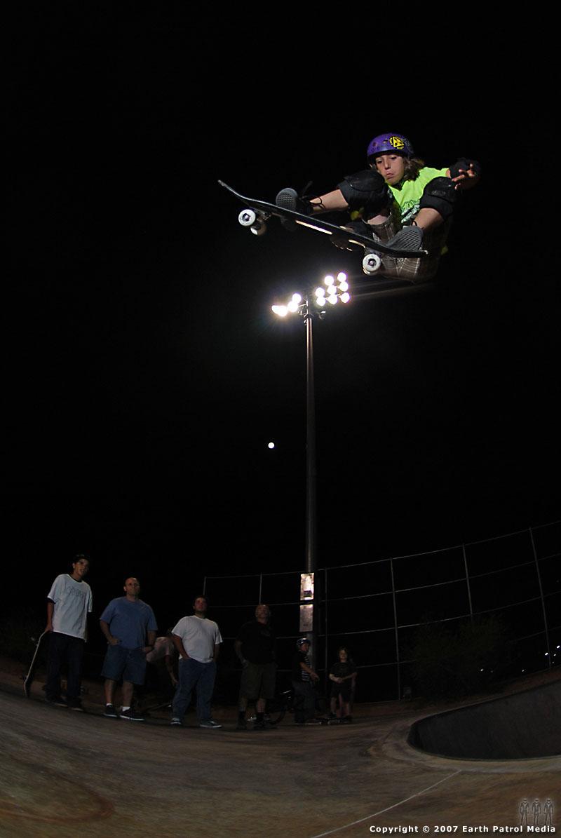Alex - Flyout @ Pro Park