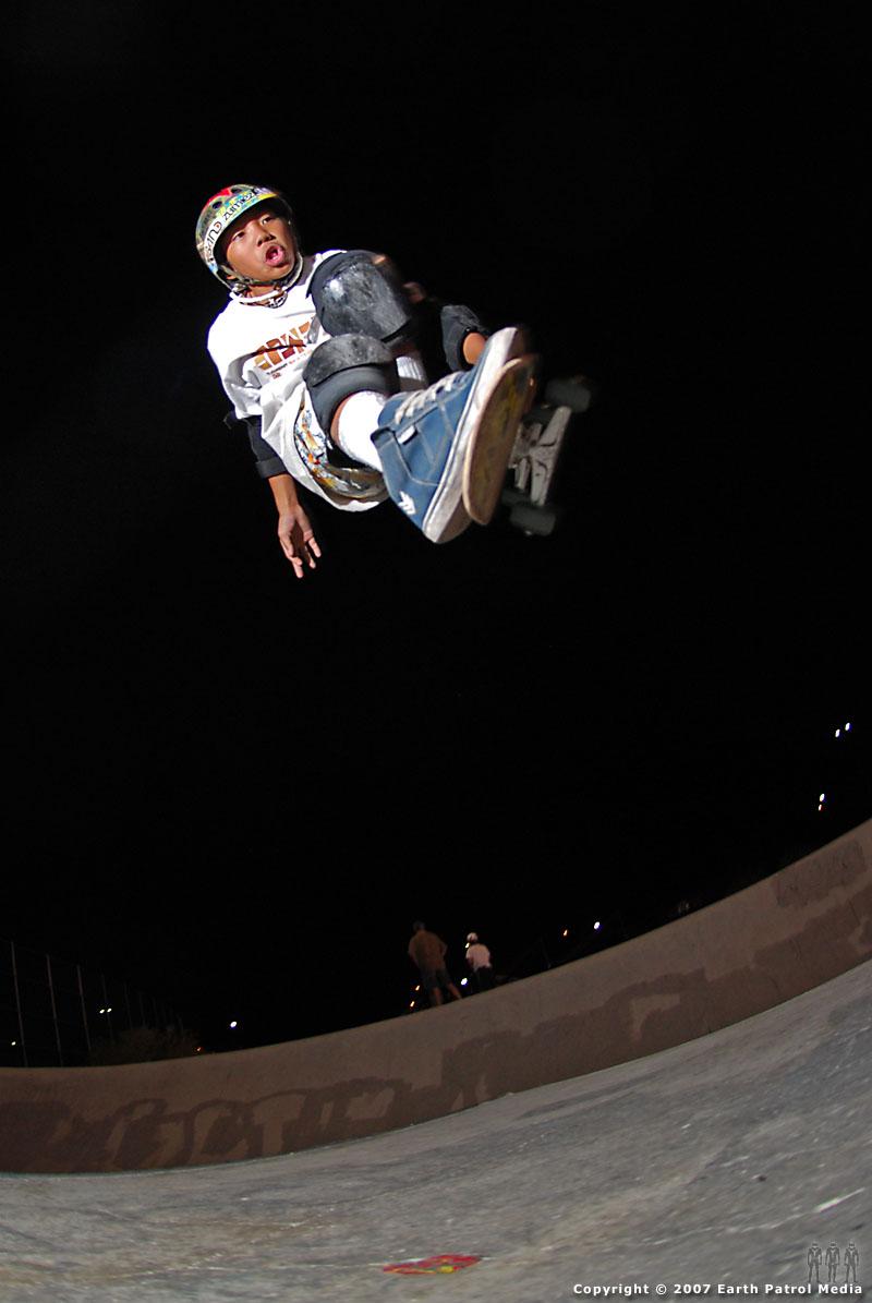 Anthony - Boned Mute @ Pro Park