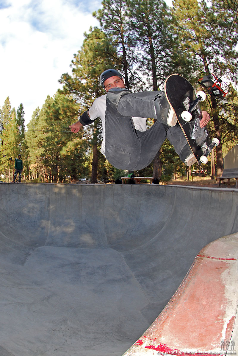 Chad - FS Air over Hip @ DRW Bowl