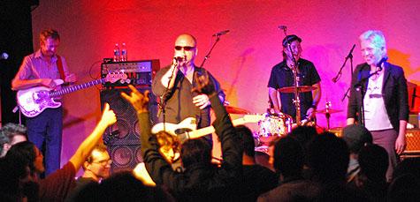 Francis Black - Band