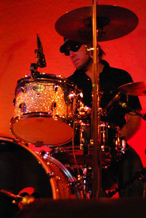 Francis Black - Drummer @ Doug Fir