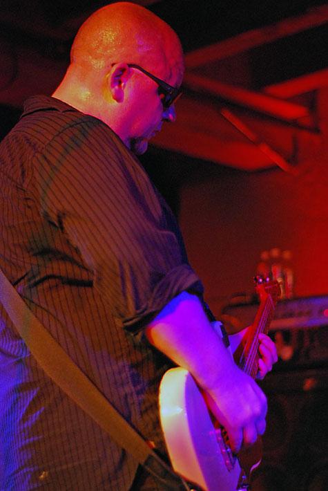Francis Black - Guitar @ Doug Fir