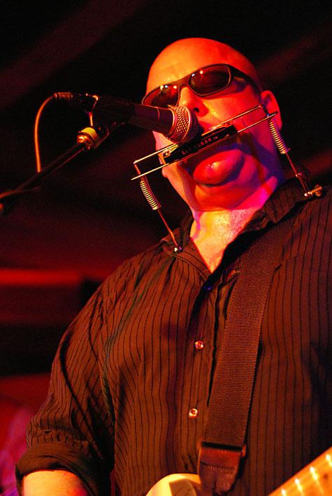 Francis Black - Harmonica @ Doug Fir