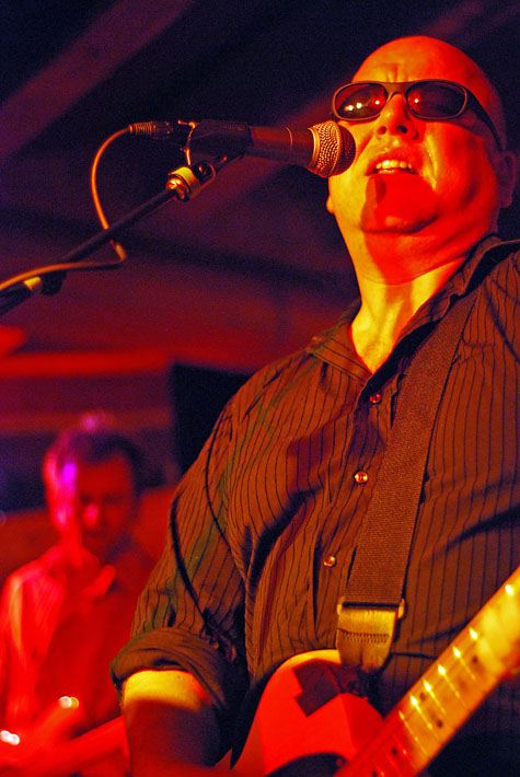 Francis Black - Sings @ Doug Fir