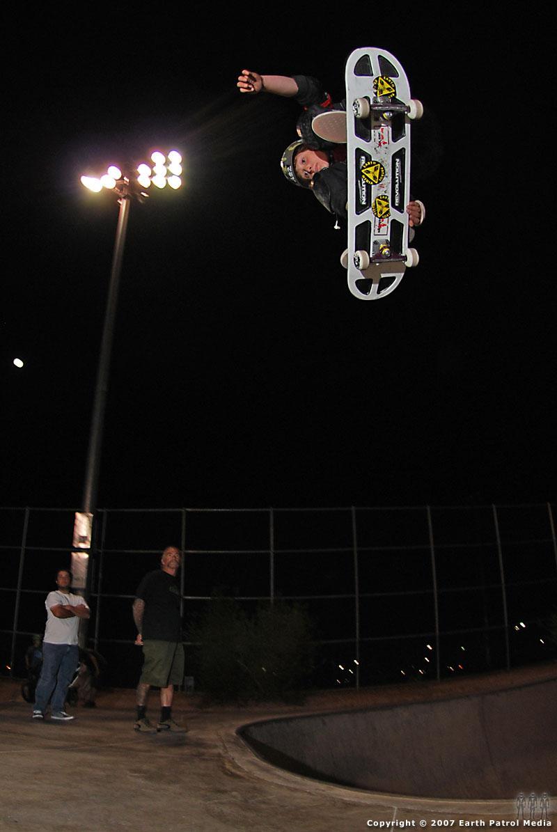 Jason - Stalefish-360 Flyout @ Pro Park