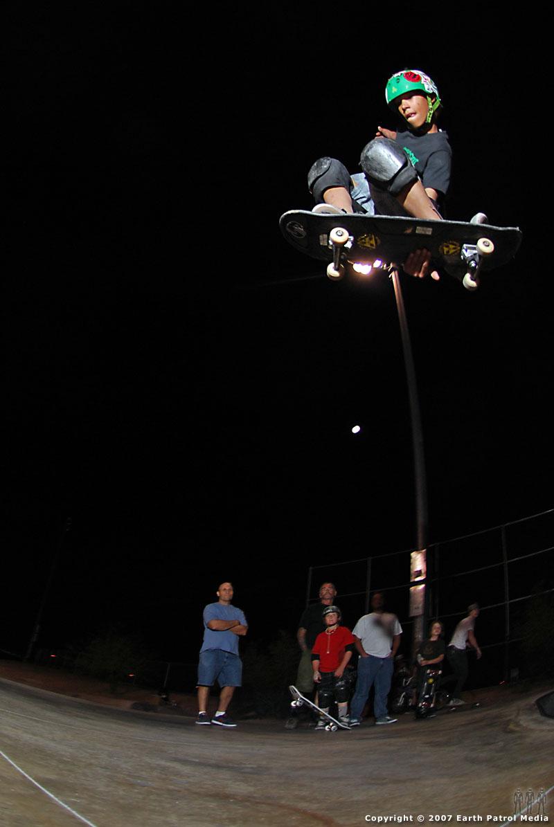 Keddrick - Stalefish Flyout @ Pro Park