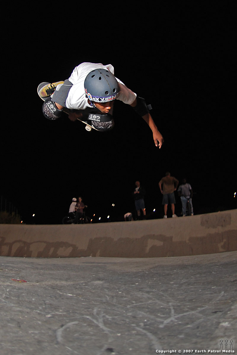 Kenny - Backflip @ Pro Park
