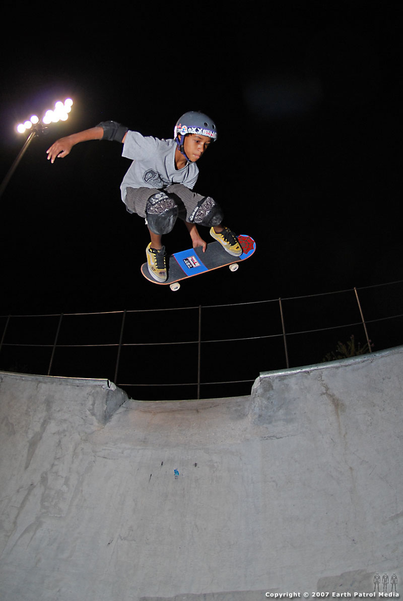 Kenny - BS Air @ Pro Park