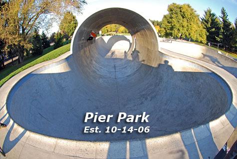 Pier Park - Year 1 Banner