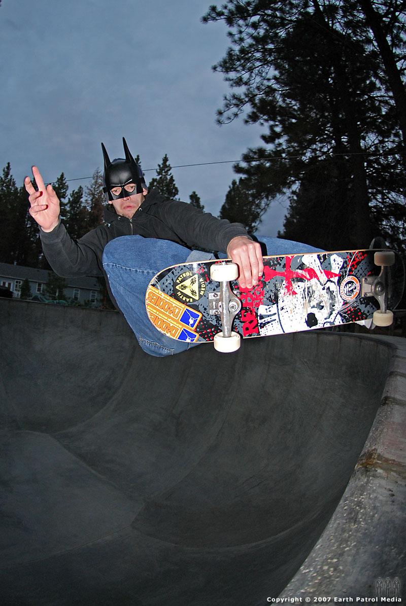 Shawn - FS Bat Air @ DRW Bowl