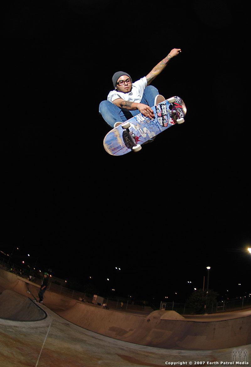 Taco - FS Flyout @ Pro Park