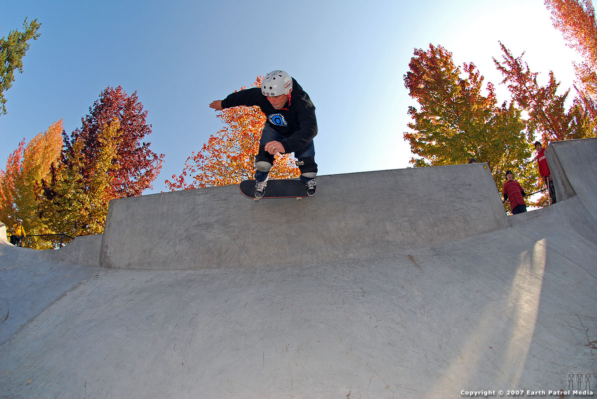 Bryce - Wall Ride @ Tigard