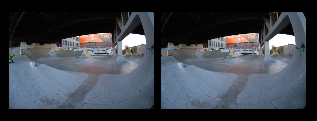 Burnside 3D - Enter Park