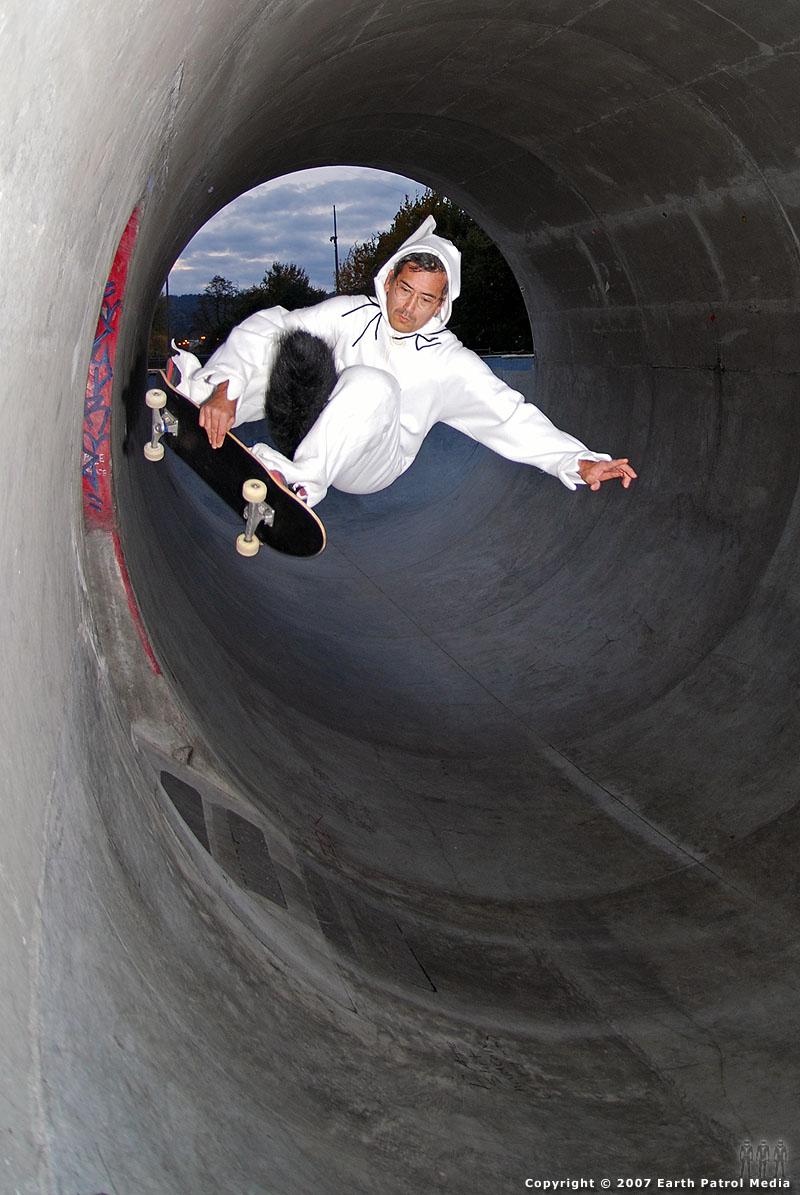 MC - Boned FS Air Mouse Hole @ Pier Park
