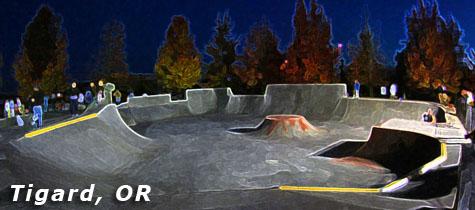 Tigard Skatepark Opening