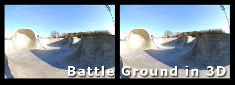 Battle Ground in 3D