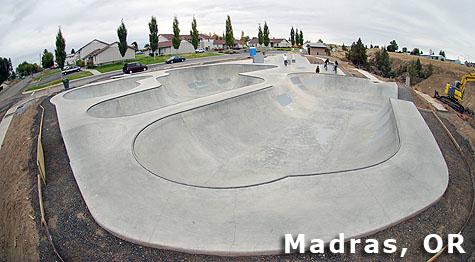 Madras Skate Park