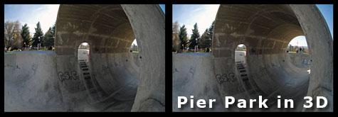 Skate Parks in 3D: Pier Park