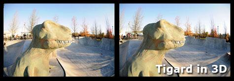 Skate Parks in 3D: Tigard