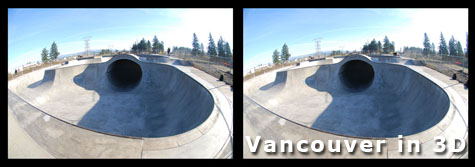 Vancouver in 3D